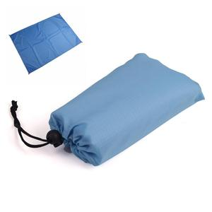 Pocket Beach Blanket Waterproof And Sand Proof Lightweight Portable Mat For Camping Picnic Sports Traveling
