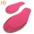 Breathable hi-poly soft memory foam sport insole eva flat foot insole