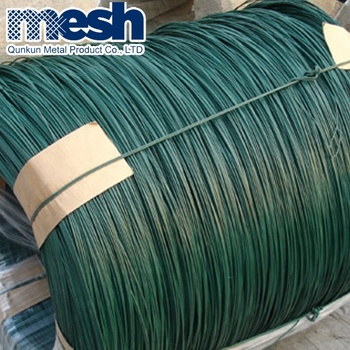 Binding Wire Function PVC Coated Wire
