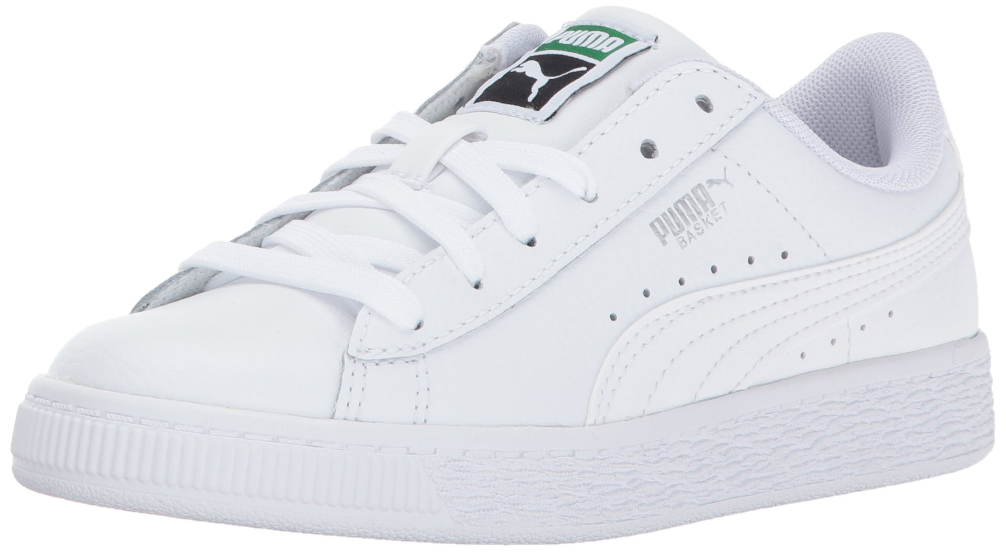 Buy PUMA Kids Basket Classic LFS Sneaker in Cheap Price on