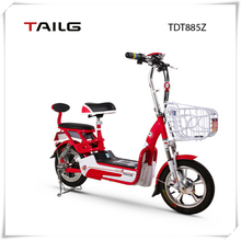 hot selling wholesale electric moped in china cheap electric mini moped with basket