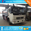 Dongfeng small 4000 Liters fuel tanker fuel tank oil tanker vehicle for sale