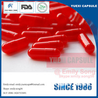 HPMC herbal capsules halal health products empty vegetable capsules supplement