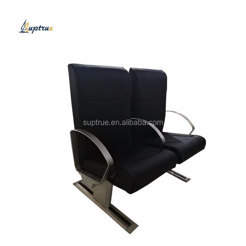 Wholesale marine single double triple customized row chairs for boat/ferry