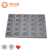 Multifunctional durable pan cooking baking mat oven baking tray for wholesales