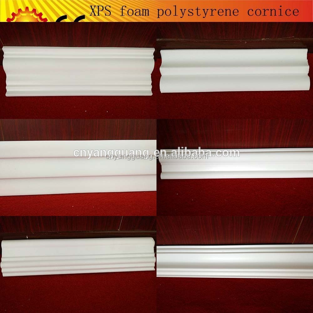 2015 New XPS foam wall soffit cornice production