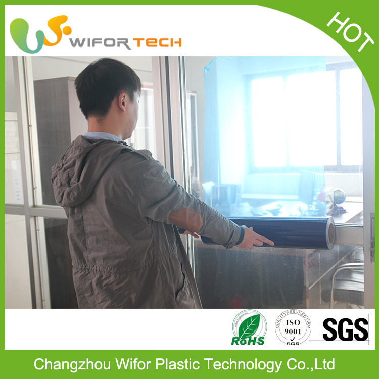 China Supplier PE Temporary Polarized Window Film