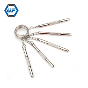 Multifunction Mini Screwdriver Gift Set Keyring Glasses Repair Screwdriver