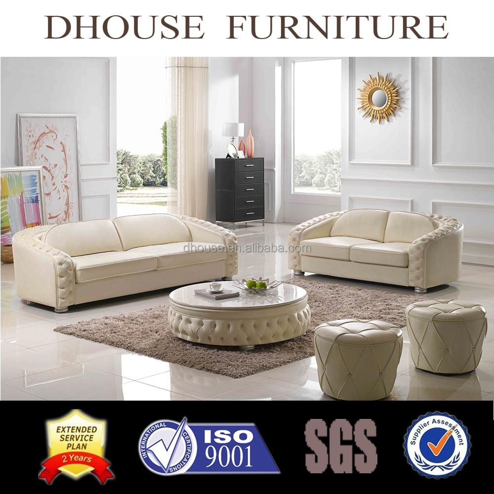 Dhouse New Classic Furniture White Leather Sofa Sets Al182   Buy New Model Sofa  Sets,Royal Furniture Sofa Set,Sofa Set Designs Product On Alibaba.com Part 74