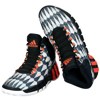 sports shoes 9afd8 fffe3 Adidas C75580 Adipure Crazyquick 2 Ii Crazy Quick Basketball Shoes