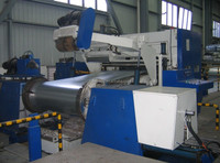 high precision straightening and shearing machine for metal steel coil
