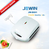 JEWIN new product 750W nonstick coating sandwich maker