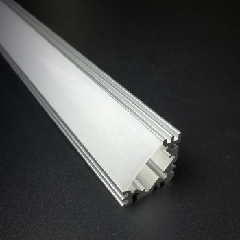 Corner Led strip profile aluminum,V Shape corner mounting Led aluminum for led strips