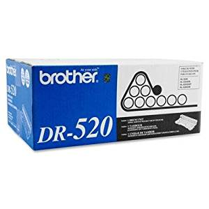 Brother Drum unit For HL5240, HL5250DN and HL5250DNT Printers. DR520 DRUM UNIT HL5240 HL5250 MFC8460/8660/8670/8860/8870/DCP8060 L-SUPL. 25000 Page - Black