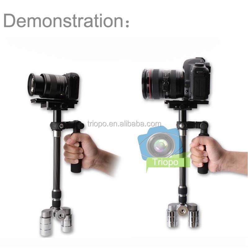 Triopo Fm-241 Carbon Fiber Steadycam Handheld Stabilizer For Dslr ...