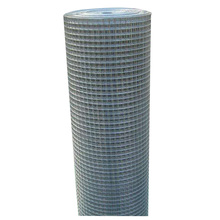 Wholesale low carbon steel solid 1x1 pvc welded wire mesh