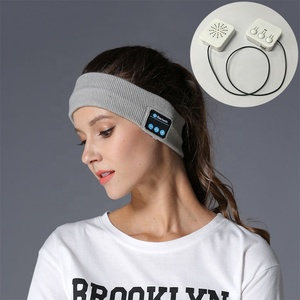 Promotional Gift Custom Headband Wireless Music Bandeau Electronique