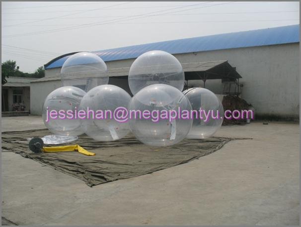 Beautiful Inflatable Water Ball Human Sized Hamster Ball