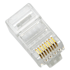 Cable Matters 100 Pcs Cat 6 Modular Plugs Rj45 For Stranded Cable