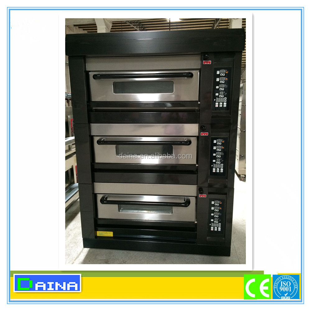 professional manufacturer!bread baking equipment commercial bakery deck oven