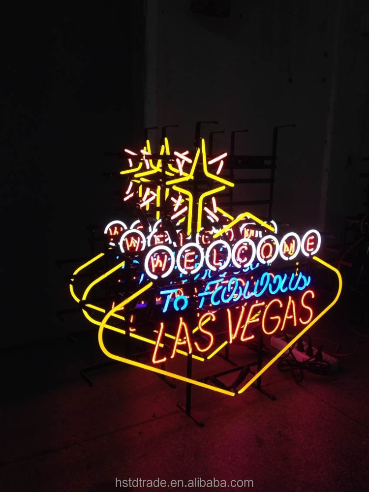 Glass Neon Light Sign And Neon Sign Price / Neon Sign Transformers ...