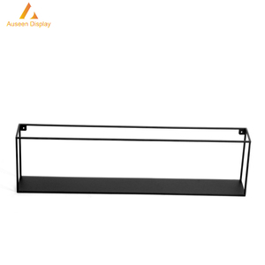 Metal cubes decorative metal powder coating shelves