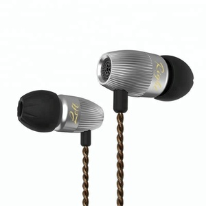 Original New KZ ED15 Wired Metal Earbuds With Mic