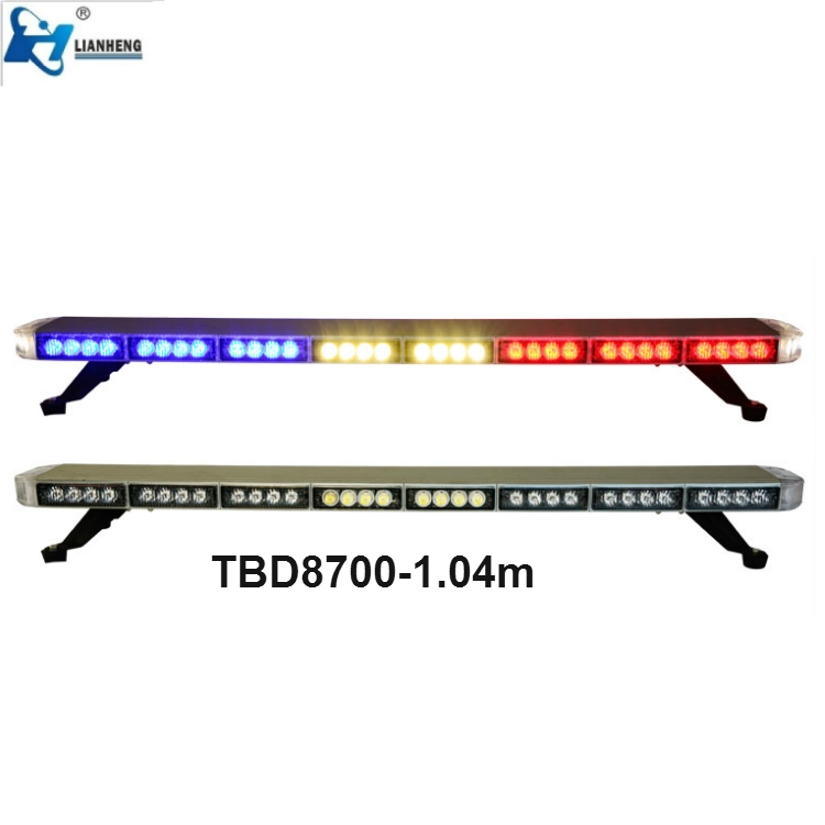 Led full size lightbar police led lightbar