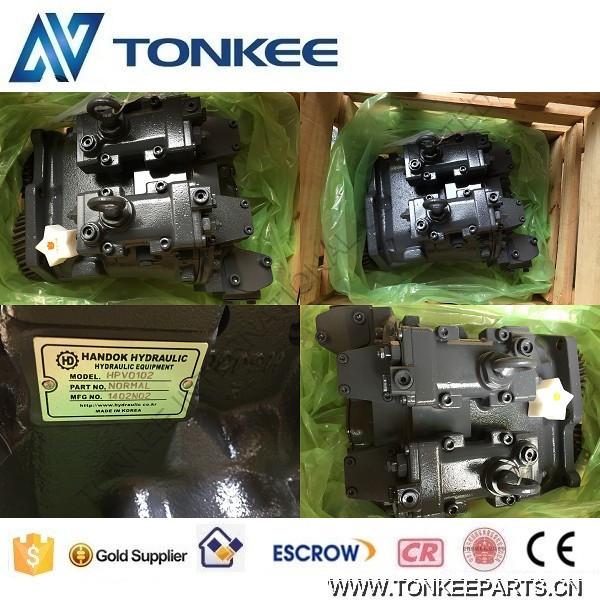 HPV102FW Hydraulic main pump& main pump for EX230-5 EX200-5, HPV102 Hydraulic pump