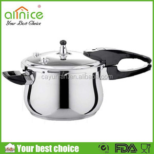 Inflatable Shape pressure cooker / 20-26cm majestic pressure cooker / camping pressure cooker