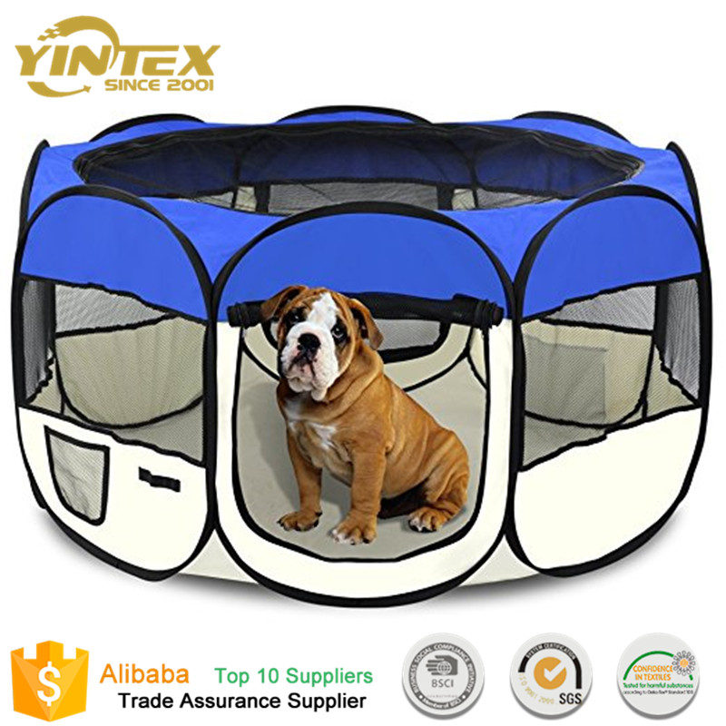 8 panels Dog carriers play tent kennel/ houses/play tents