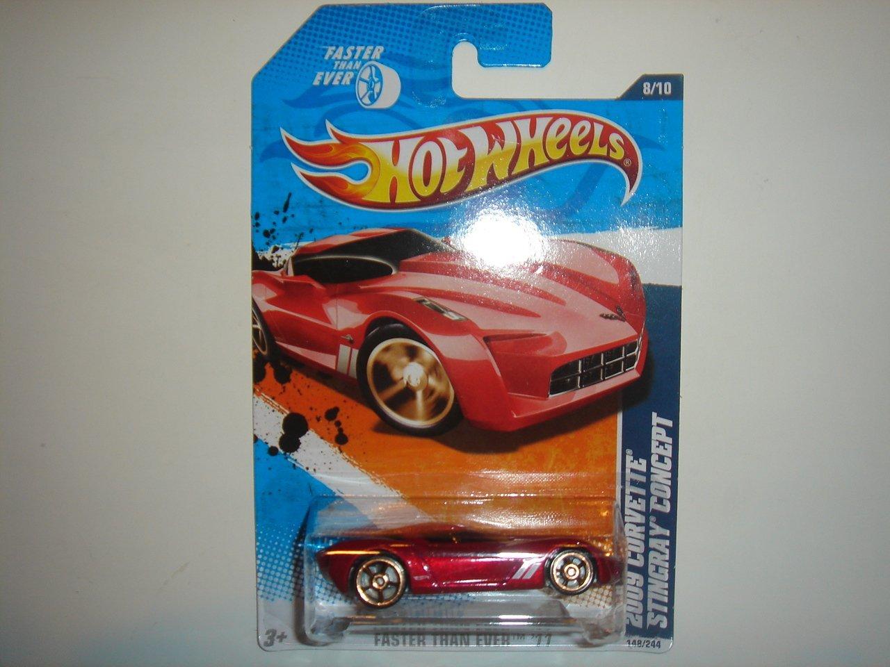 2009 corvette stingray concept for sale