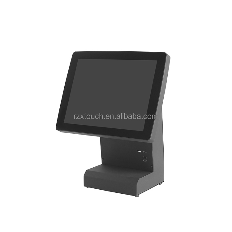 Support Android 15 inch lcd monitor pos system price