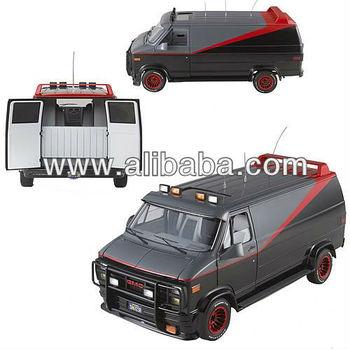 A Takımı Klasik Van Hot Wheels Elite 118 ölçekli Araç Buy A Team