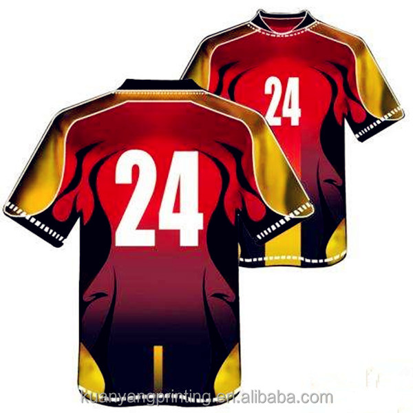 moisture sublimation print sports jersey fabric supplier