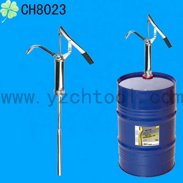 Top selling CH8023-Lever type hand Oil barrel pump/200L drum pump