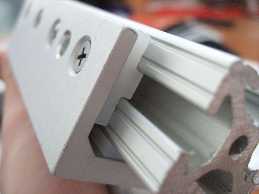 Alum nio extrudado profiles tubos tubos arma es de - Tubo de aluminio ...