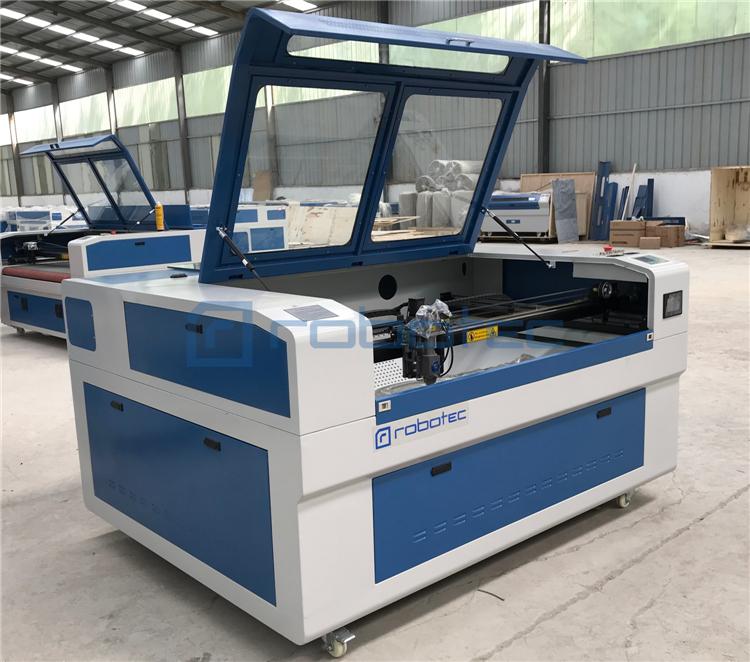 Double heads Reci tube Co2 laser machine/wood laser engraver price 1390 acrylic laser engraving machine