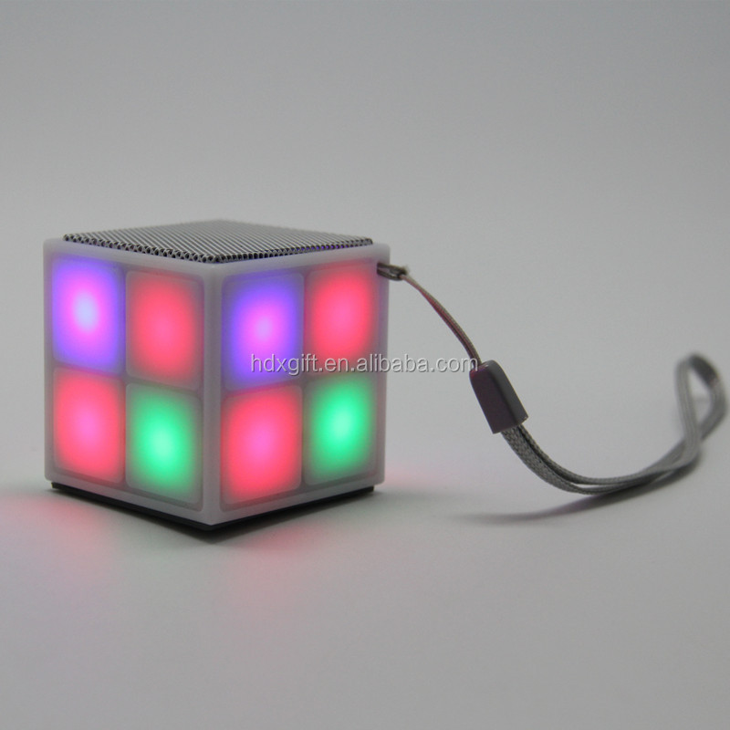 Mini BT Speaker Cube Design/Magic Cube Speaker