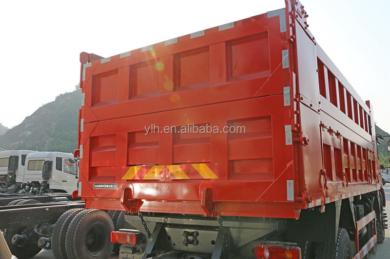 Dongfeng 18cbm dump truck 30 24 ton tipper truck for sale in Uganda