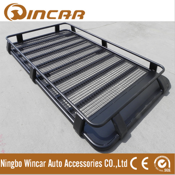 Car Roof Tray Platform Rack Roof Luggage Rack Carrier Basket - Buy ...