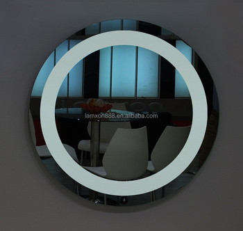 Espejos Redondos Lavabo.Estilo Hotel Lavabo Redondo Espejo Luz Led Espejo Buy Alta Calidad Espejo Con Luz Espejo Lavabo Espejo Led Product On Alibaba Com
