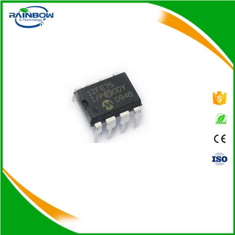 Hot Offer IC PIC12F675 PIC12F675-i/p in stock