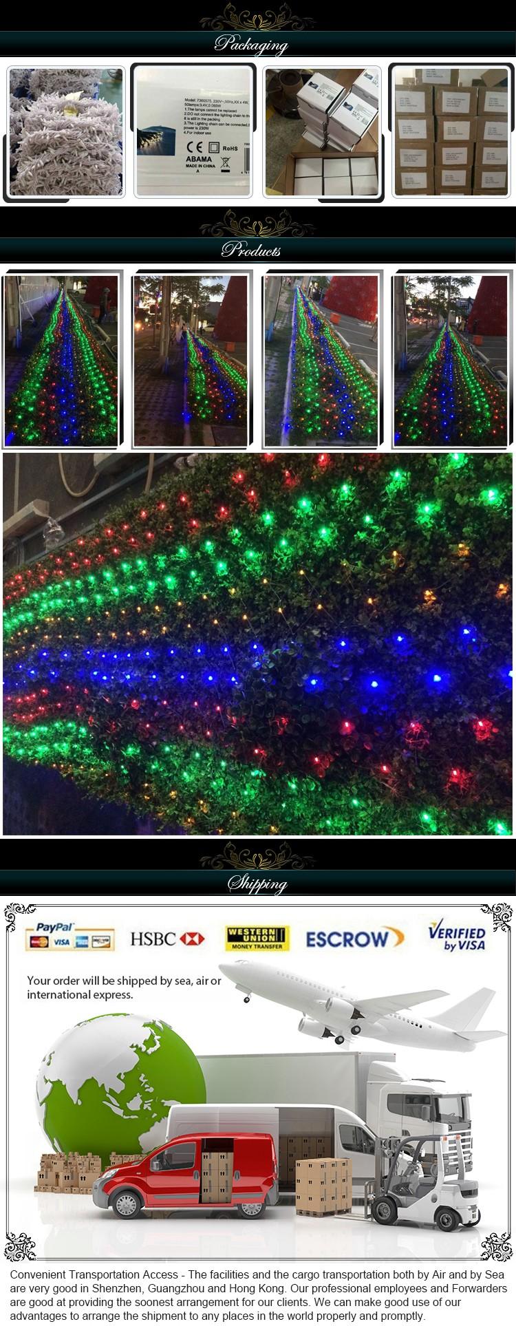 Holiday Decorations Color Changing Led Christmas Lights Led Rgb ...