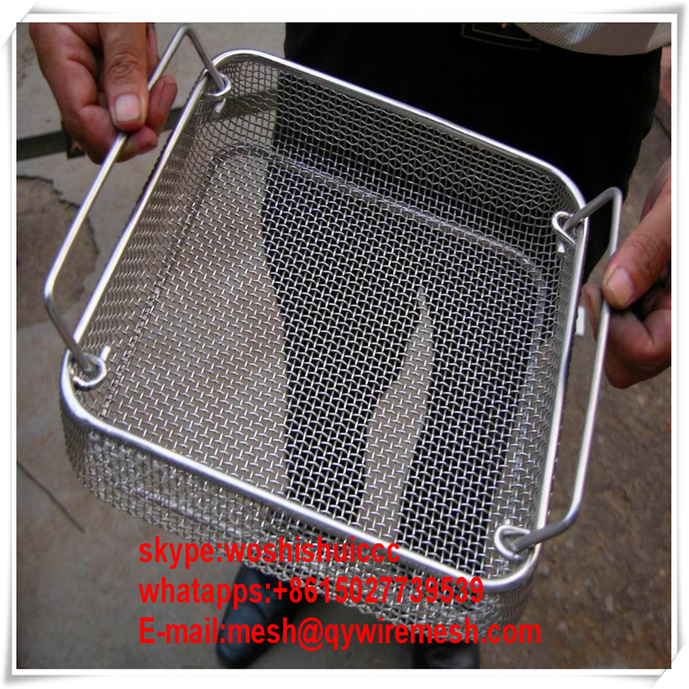 New style stainless steel Stainless wire mesh cable tray manufacturer/wire mesh baskets
