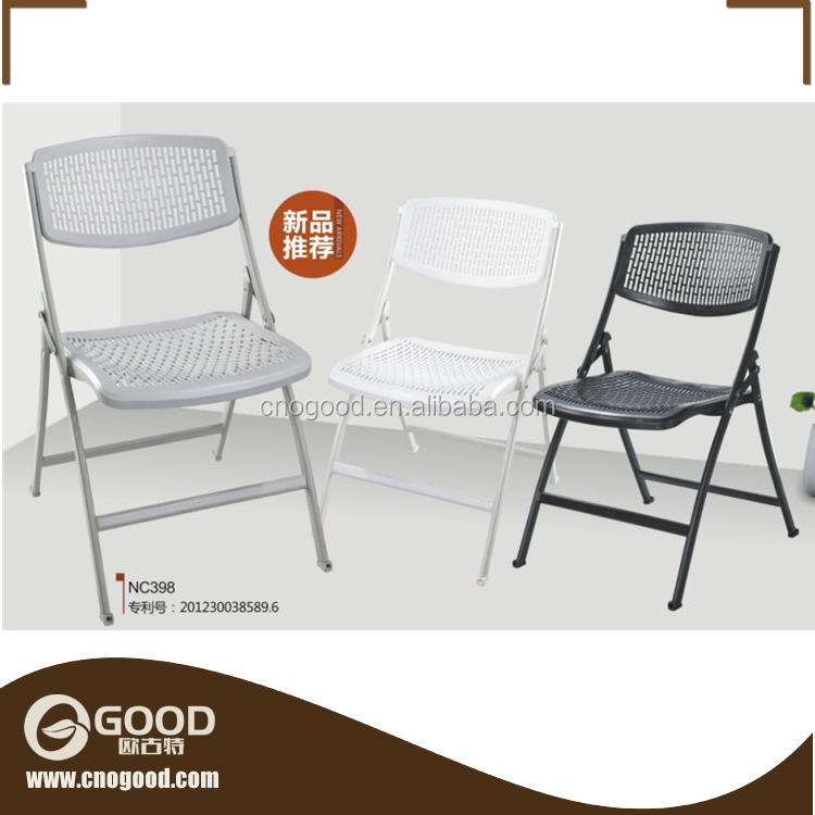 Chinese Manufactory Public Folding Plastic Chair
