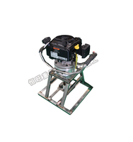 Portable mini backpack drilling machine for soil testing SPT testing
