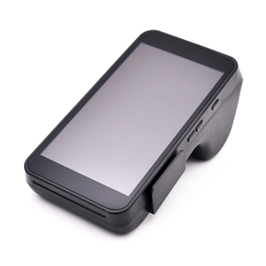 China Portable Handheld Mobile Android POS machine with 2inch printer restaurant cash registers