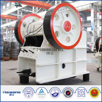 2016 Jaw Crusher Plates , Jaw Crusher Spare Parts Hot Sale Of HaiWang