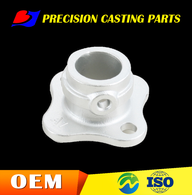 Baida factory direct china customized casting parts of motorcycle die cast cars and marine parts